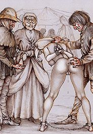 Bend over, my dear - Sold as slaves by Tim Richards