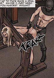 Slasher fansadox 380 - you're a filthy little whore, this is just the beginneng of your punishment
