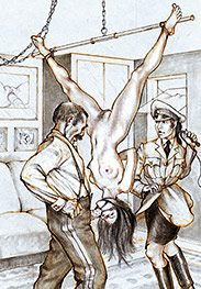 Open your throat now - Sex captives of terror prison by Tim Richards