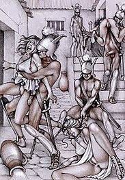 Young women are the most valued booty - Slaves of Troy by Tim Richards