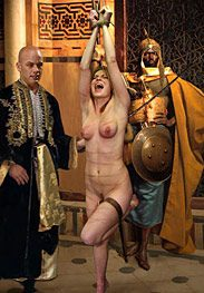 Slavegirls in an oriental world - Yes master, please fuck me by Damian