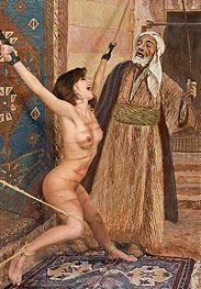 Slavegirls in an oriental world - First wife's betrayal by Damian