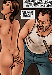 Slasher fansadox 491 Her new Stepfather - Amy is young, tight, and driven by hormones and horniness