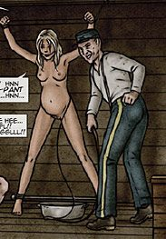 Slasher fansadox 374 - she's never had a cock stuck up her puss before